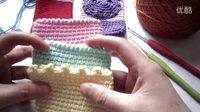 暖暖编织-3-小卡袋钩织方法