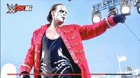 WWE摔跤狂热无悔生涯最难的一战五星级2K16