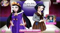 【亲子游戏】迪士尼白雪公主拼图 白雪公主与老巫婆的亲子故事