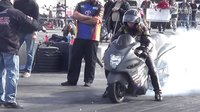 World's Fastest Hayabusa׃ 6.46@220mph Joey Gladstone Pro Open Bike GSX1300R 隼