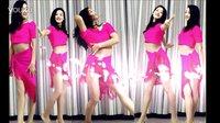 青青世界广场舞 现代魅力恰恰 练习版《我好蓝瘦我香菇》附背面 原创杨丽萍