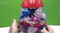 芭比公主奇趣蛋惊喜蛋拆恐龙玩具蛋