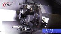 震环机床Z-MaT——SL10动力刀塔车削中心-加工案例