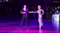 2017 Crystal Ball -Michael & Joanna 职业拉丁舞表演