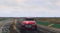 【虎墨】GTA5 MOD 奥迪RS6越野篇