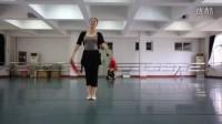舞蹈大姑娘美
