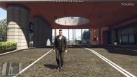 亚当熊 GTA5:奢侈豪宅+法拉利