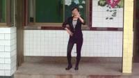 行唐县上方阳光幼儿园幼儿舞蹈教学《不怕不怕》