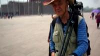 陪伴八十岁母亲旅游-9-北京天安门广场-2014.5.18