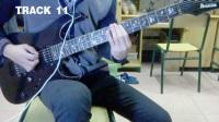 《地狱训练摇滚吉他第一册》第二章乐句演示(右手强化乐句集)