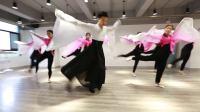 深圳舞蹈网成人中国舞周末班学员课堂实录《踏行》