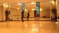 古典舞:落花(反)