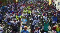 2017长春净月潭国际森林山地自行车马拉松