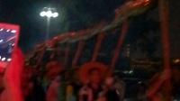 佛山上元舞火龙,每年的八月十六。