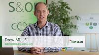 喜力 S&OP Core:供应链信息服务专家中心经理  Drew MILLS