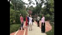 舞蹈队周末活动之三----欢聚于薛岭山公园