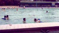 20080731长安一厂游泳
