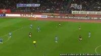 [进球视频]舍甫琴科回归后处子球 AC米兰客场1-0胜苏黎世(高清视频)