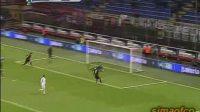 联盟杯小组赛第二轮 AC米兰1比0布拉加取6连胜 小罗替补献终场绝杀