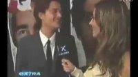2003年10月 Extra报道GQ年度大奖典礼 采访Orlando