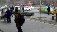 西安西辛庄交通秩序欠佳(手机视频)