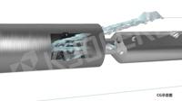 SIGC 高精度 小内径切槽加工刀具
