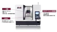 【Chevalier福裕磨床】高效率動柱型 CNC 精密成型磨床 FMG-B1224