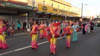 2020新西兰奥克兰Papatoetoe 圣诞游行