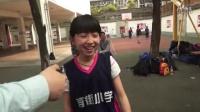 [0421]萝莉玩篮球完爆男生成女乔丹 拍客:柔风轻拂