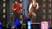 日本组合W-inds香港开唱 使尽浑身解数讨歌迷开心 111016