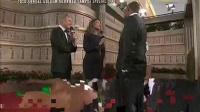 第70届金球丹泽尔·华盛顿亮相红毯