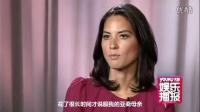 《newsroom》主推女星竟是《花花公子》女郎 中国混血女星奥立薇娅今年迅速串红 120807