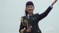 [拍客]美女歌手张琛深情演唱歌曲<欢欢喜喜>