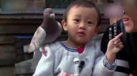 贾乃亮和女儿甜蜜亲吻15秒 网友:不好吧 160728