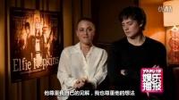 温斯顿父女搭档拍摄恐怖片 《艾尔菲·霍普金斯》充满血腥暴力 120423