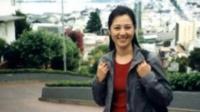 央视女主播王欢追悼会在京举行 经纬失声痛哭 130705