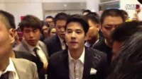 [拍客]马里奥·毛瑞尔写真北京签售会入场全过程