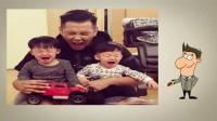 陈建州抱两儿子一起大哭网友调侃:表情神同步
