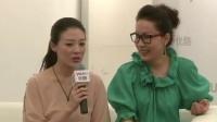 上海电视节现场采访《鸳鸯佩》剧组