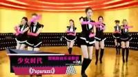 K-pop音乐盛行常规舞蹈双版本音乐录影带
