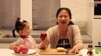小宝宝的安全辅食 - 苹果土豆泥