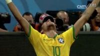 内马尔点球破门 巴西2-1反超克罗地亚