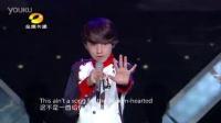 混血王子魅力力四射-140719场中国新声代
