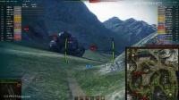 坦克世界马卡洛夫出品《胜利之门地图讲解及实战》
