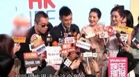 """杨千嬅恭喜陈慧琳诞""""龙""""子 导演彭浩翔大赞杨幂漂亮 120322"""