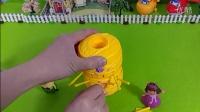 娜就这么说同款 小黄人和朵拉比赛玩 整蛊韩国桶大鼠 海盗木桶 桌游聚会玩具插剑桶