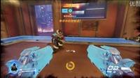 【守望先锋】菜鸽子FPS游戏39杀死神被队友说菜