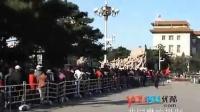 【拍客】数万人排成长龙探望毛主席壮观场面