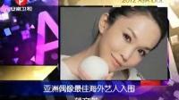 亚洲偶像最佳海外艺人 韩彩英 马里奥 中野良子 立威廉