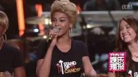 马特达蒙等众多大牌为癌症筹款 泰勒酷玩将于节目现场感动献唱 120824